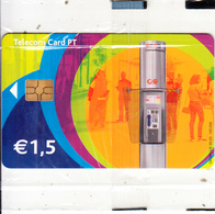 PORTUGAL - PT Cardphone, Gentileza 2003, 03/03, Mint - Portugal