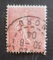 Type Semeuse Lignée N° 129 - 1903-60 Semeuse Lignée