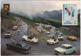 Gf. ENCAMP. Revolts Del Refugi D'Envalira. Tour De France. 44 - Andorre