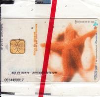 PORTUGAL - Sea Star, Portugal Telecom Transparent Telecard, Tirage 81500, 06/98, Mint - Portugal