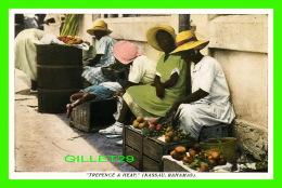 NASSAU, BAHAMAS - TREPENCE A HEAP - PUBLISHED BY SAND'S STUDIO - - Bahamas
