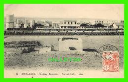 METLAOUI, TUNISIE - PHILIPPE THOMAS, VUE GÉNÉRALE - ND - CIRCULÉE EN  1929 - LÉVY ET NEURDEIN RÉUNIS - - Tunisie