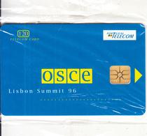 PORTUGAL - OSCE Lisbon Summit 96, Tirage 3000, 11/96, Mint - Portugal
