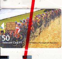 PORTUGAL(chip) - Ciclismo/63ª Volta Portugal Em Bicicleta 2, Tirage 3000, 11/01, Mint - Portugal