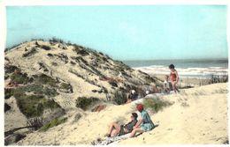 Duinbergen - Les Dunes Et La Mer - Knokke