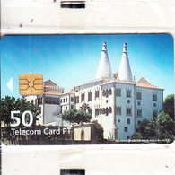 PORTUGAL - Palacio Da Vila/Sintra, Tirage 30000, 02/01, Mint - Portugal
