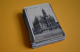 PK/CP : Lot Van 100 Postkaarten België (mix) - Lot De 100 Cartes Postales Belgique (mélange) - Zonder Classificatie