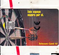 PORTUGAL - Publicidade Em Cartões Telefónicos, Tirage 2500, 09/98, Mint - Portugal