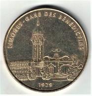 Monnaie De Paris 87.Limoges - Gare Des Bénédictins 2007 - 2007