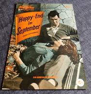 """Altes IFB-Filmprogramm - GINA LOLLOBRIGIDA In """"Happy-End Im September (COME SEPTEMBER)"""" Mit Rock Hudson ... - 180760 - Magazines"""