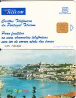 PORTUGAL - Gaia Com Vida(50 Units), Tirage 15300, 07/95, Mint - Portugal