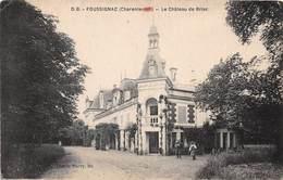 FOUSSIGNAC - Le Château De Briac - France