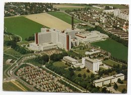 Allemagne --AUGSBURG --Vue Aérienne--Zentralklinikum  --Beau Cachet --timbre - Augsburg