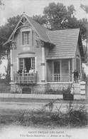 ILE D'OLERON - SAINT TROJAN LES BAINS -  Villa Renée Madeleine - Avenue De La Plage - Ile D'Oléron