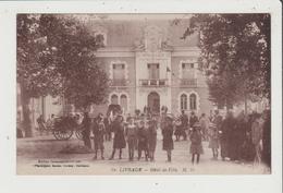 CPA - STE SAINT LIVRADE - Hotel De Ville - Autres Communes