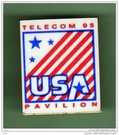 TELECOM 95 *** PAVILON USA *** 0070 - France Telecom