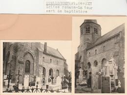 SNELLEGHEM , ( Jabbeke ) , 3  Foto , Photo , De Kerk , L'église - Jabbeke