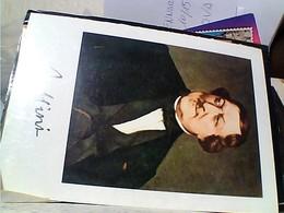 ROSSINI  Cartoncino Lucido Come Card N1980 GU2725 - Musica E Musicisti