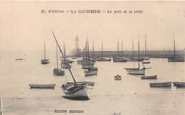 ILE D'OLERON - LA COTINIERE - Le Port Et La Jetée - Ile D'Oléron