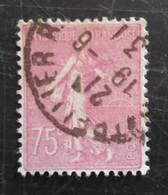 Type Semeuse Lignée N° 202 - 1903-60 Semeuse Lignée