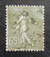Type Semeuse Lignée N° 234 - 1903-60 Semeuse A Righe