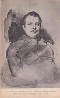CS /  Portrait D'HENRI DE BALZAC Par Louis Boulanger . Musée De Tours (37) - Arts
