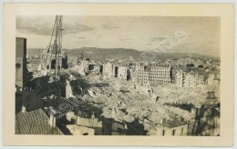 Marseille . Ruines Du Vieux Port Vues Du Transbordeur . 13 Novembre 1943 . - Luoghi