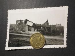 Le Havre - Photo Originale - Cie Havraise De Réassurances - Quai Georges V  - Bombardement 5 Septembre 1944 - TBE - - Luoghi