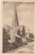 TIEGEM  , TIEGHEM ,( ANZEGEM )  , DE KERK En Omgeving ; L'église Et Environs - Anzegem