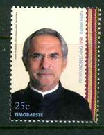 TIMOR LESTE MICHEL 381-382 MNH** NOBEL PRICE PRESIDENT - East Timor