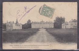 CPA Plassac  Près St Genis De Saintonge Dpt 17 Château De Dampierre Et Ses Dépendances Réf 1451 - France