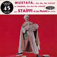 STAÏFI Et Ses MUSTAFA'S - Mustafa - SG - World Music