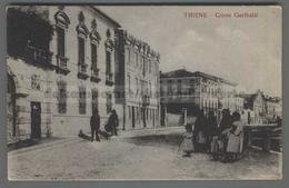 V5665 THIENE Vicenza CORSO GARIBALDI ANIMAZIONE FP (m) - Italia