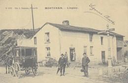 Mortehan  Linglay REPRODUCTION Malle Poste - Bertrix