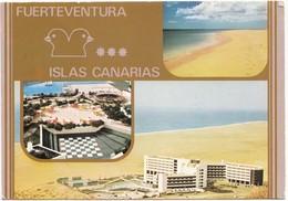 FUERTEVENTURA ISLAS CANARIAS, Spain, Used Postcard [21506] - Fuerteventura