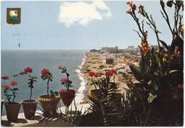 TORREMOLINOS, Costa Del Sol, Carihuela Beach, Spain, Used Postcard [21507] - Málaga