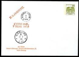 Bund PU117 B2/007 COBURG ALTE STEMPEL 1983 - Post