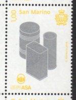 SAN MARINO, 2018, MNH, ASA, MADE IN SAN MARINO,1v - Factories & Industries