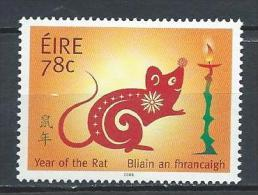 Irlande 2008 N°1812  Neuf ** Année Chinoise Du Rat - 1949-... Republiek Ierland