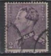 BELGIO 1936  EFFIGE DI LEOPOLDO III UNIF. 431 USATO VF - Belgio