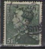 BELGIO 1936  EFFIGE DI LEOPOLDO III UNIF. 433 USATO VF - Belgio