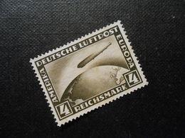 D.R.Mi 424  4M(*)UNG - Flugpost - 1928 - Mi* 35.00 € - Unused Stamps
