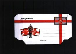 Gibraltar 1998 Interesting Aerogramme - Gibraltar