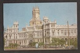 The General Post Office, Madrid, Spain - Used 1952 - Madrid