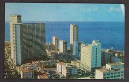View Of Havana City - Unused - Cuba