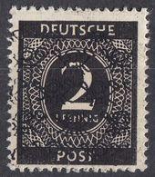 BIZONA - OCCUPAZIONE GERMANIA - 1948 -  Yvert 20A Sovrastampa Di Tipo I, Nuovo MNH. - Bizone
