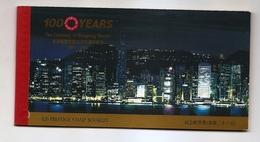 HONG KONG Electrification Of Hong Kong 1990 Scott 577 Complete Booklet MNH - Hong Kong (...-1997)