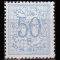 BELGIUM 1966 - Scott# 414 Lion Rampant 50c MNH - Belgium