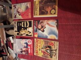 Lot De 13 Magnifiques  Cartes  Postales De La Bilipo Couves De Rares Policier Et Populaire - Libri, Riviste, Fumetti