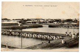 """Viêt-Nam - TONKIN / HAIPHONG -- Vue Des Docks. - Collection """"La Sarcelle"""". (Planté N° 8). - Vietnam"""